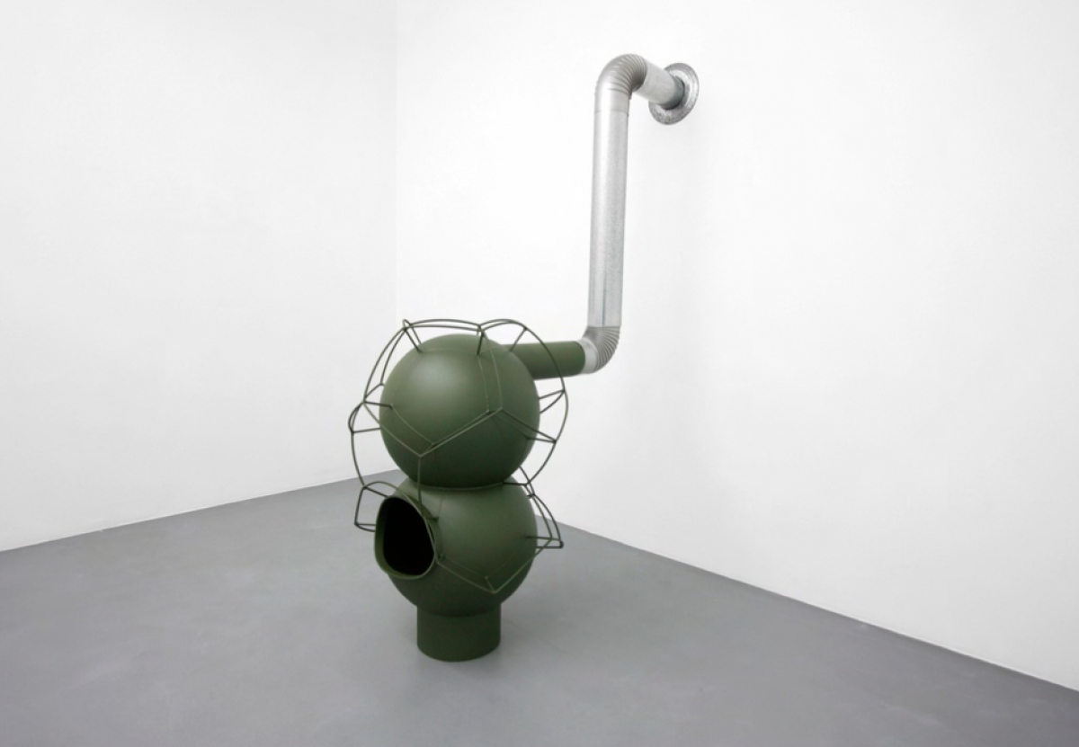 Koenraad Dedobbeleer, <em>Thought Apart From Concrete Realities</em> (2010) / Collection Frac Normandie Caen © DR