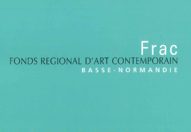 Frac, Fonds Régional d'Art Contemporain Basse-Normandie, 1983