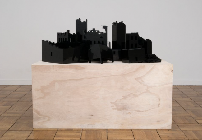 Myriam Mechita, <em>Territoires rêvés</em>, 2008 / Collection Frac Normandie Caen © Adagp, Paris, 2020